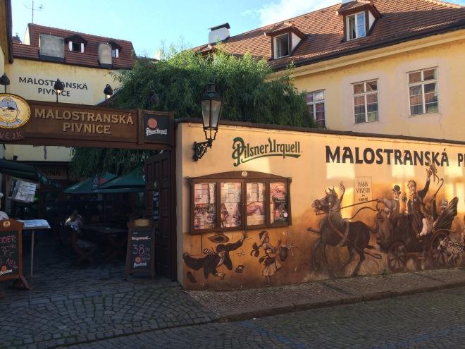 Malostranská Pivnice