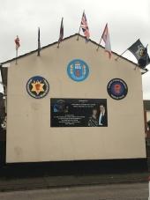 UVF Memorial